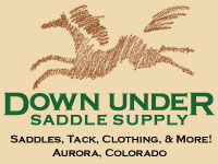 Down Under Saddles supply