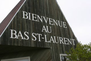 Bas St-Laurent