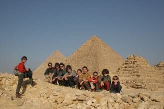 Égypte Pyramide